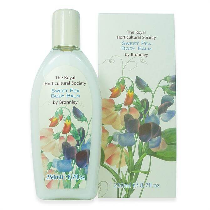 Bronnley RHS Sweet Pea Body Balm 250ml
